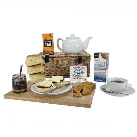 Classic Cornish Cream Tea Hamper