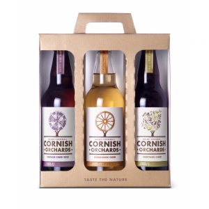 Cornish Orchards Connoisseur Gift Pack