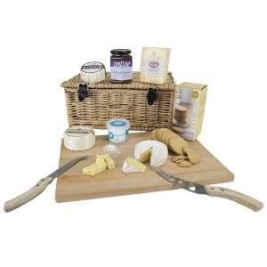 Cornish Cheese Lovers Hamper